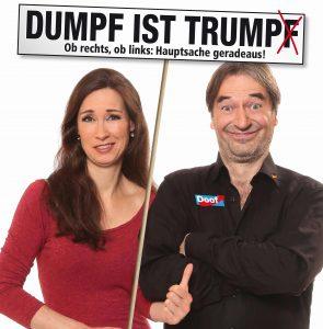 DUMPF IST TRUMP(F)