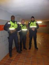 Frauen Union hatte Experten zur Begehung des Bahnhofs Gruiten eingeladen