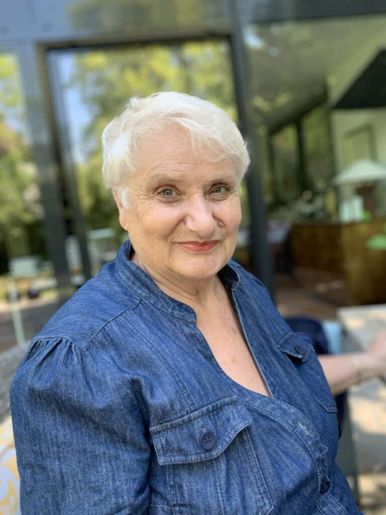 Corona Lockerungen - neue Lebensqualität für Brigitte Pabst